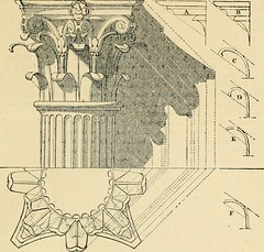 """Image from page 854 of """"An encyclopaedia of architecture, historical, theoretical, & practical. New ed., rev., portions rewritten, and with additions by Wyatt Papworth"""" (1888)"""