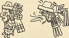 """Image from page 428 of """"Mexican and Central American antiquities, calendar systems, and history;"""" (1904)"""