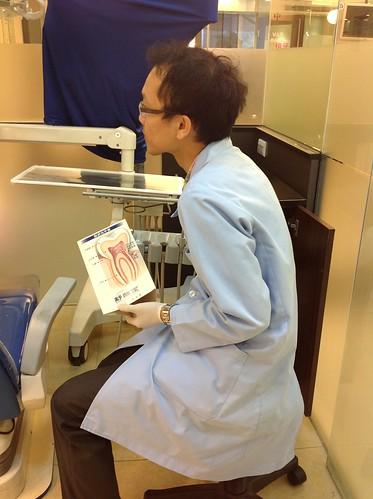 黃經理牙醫診所 賴盈利醫師的全瓷冠治療3