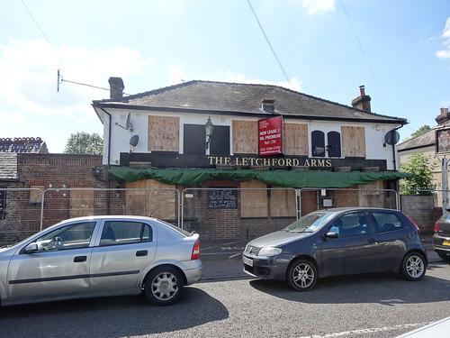 112 - Former Letchford arms pub