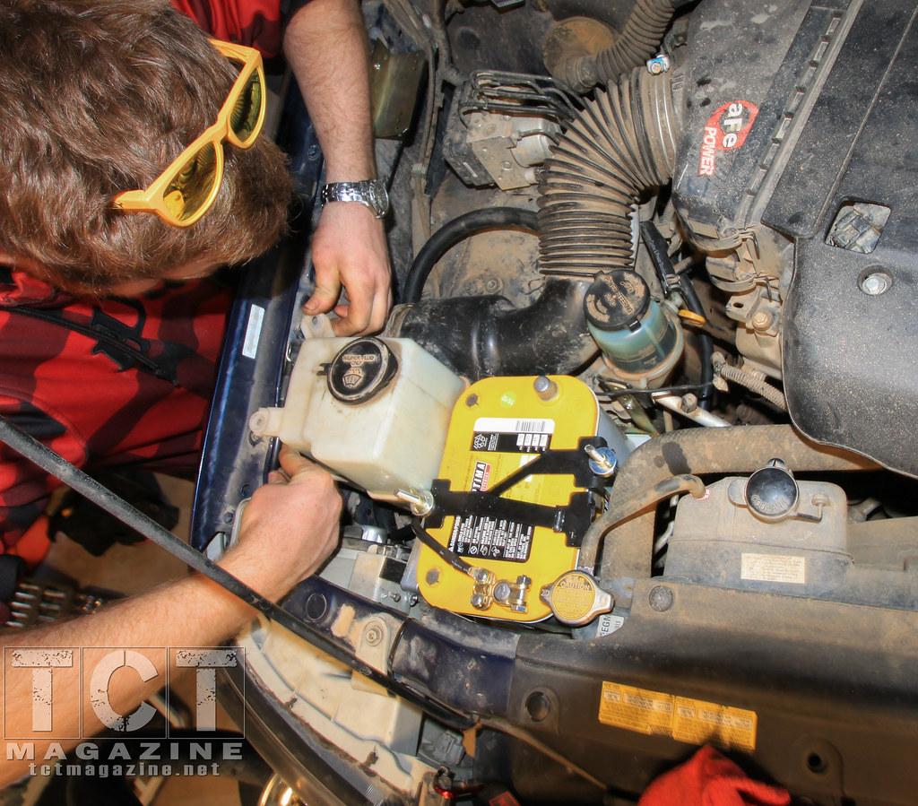 Piranha Dual Battery Install Toyota Cruisers Trucks Magazine Tacoma Wiring 13