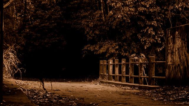 . #Ponte que leva até a #Fazenda