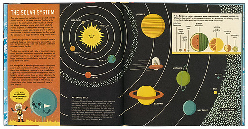 Spread from Professor Astro Cat's Frontiers of Space by Dr Dominic Walliman