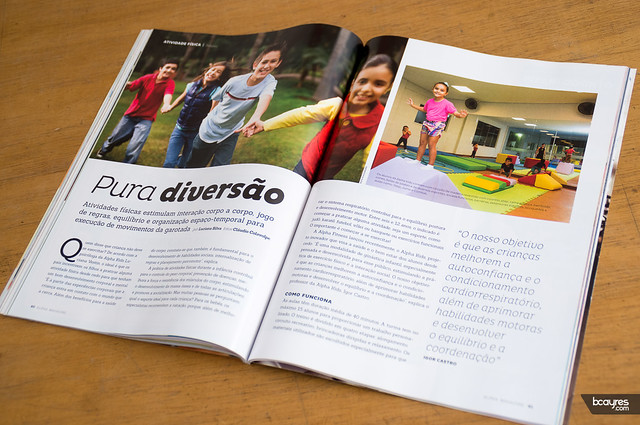 Revista Alpha Fitness