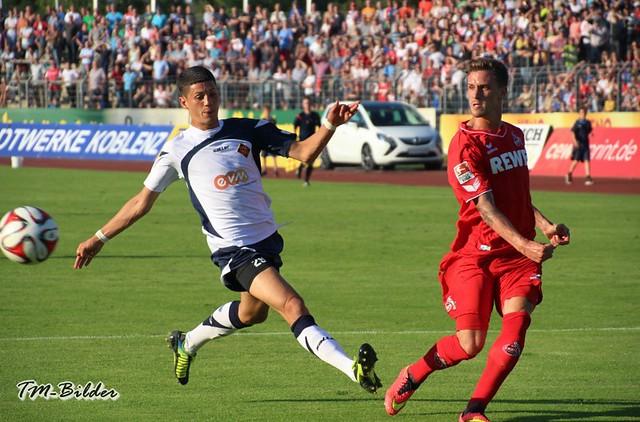 Testspielberichte: TuS Koblenz - 1. FC Köln 0:0 14669368181_b2e08d540f_z
