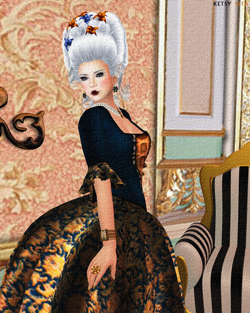 Genre - Sweet Marie (New Post @ Second Life Fashion Addict)