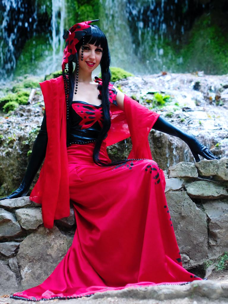 related image - Shooting Yuuko Ichihara - Melisandre - Parc de St Pons - 2014-07-20- P1890108