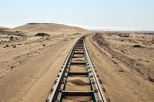 Desert railway