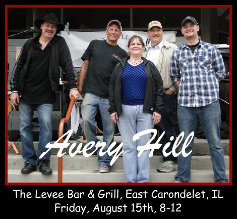 Avery Hill 8-15-14