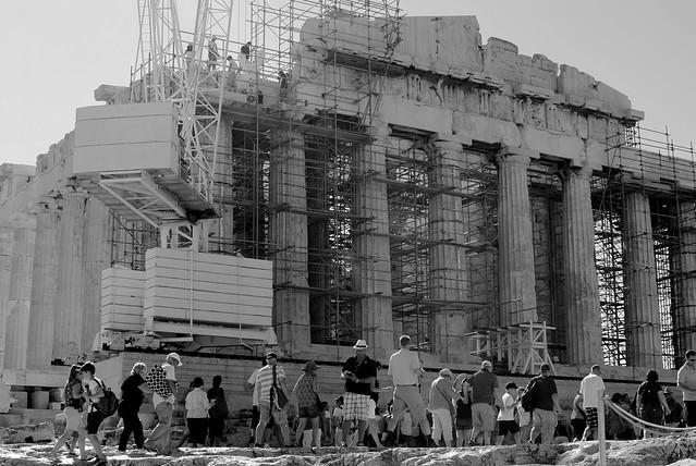 Pantheon Scaffolding