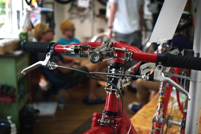 Handmade Bicycle Meeting, Kyoto, Japan