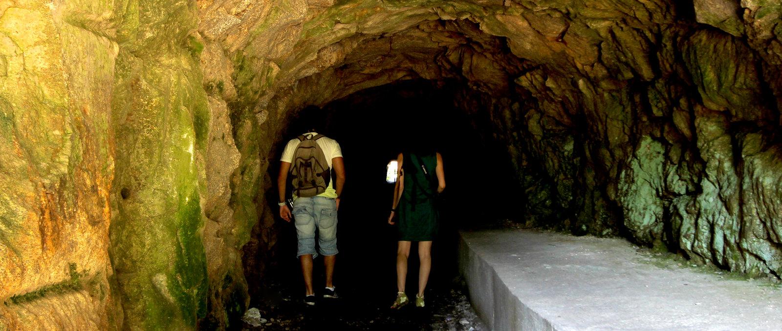 Tunel Areamilla Liméns