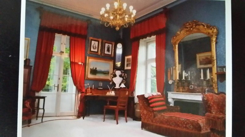 Emporer Franz Josef's study