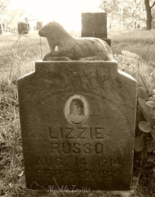 Lizzie Russo-Green Ridge-Kenosha