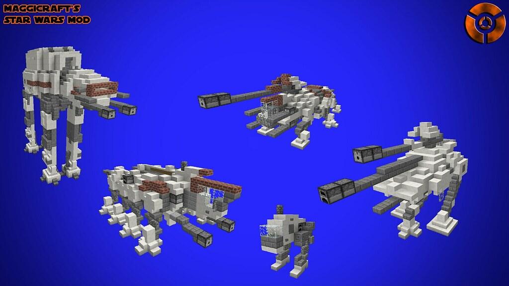 скачкать мод на майнкрафт 1.7.2 на корабль из звёздных войнов #6