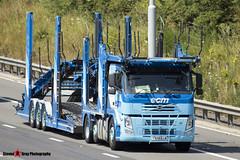 Volvo FM 6x2 Car Transporter - T200 ECM - ECM - M1 J10 Luton - Steven Gray - IMG_0625