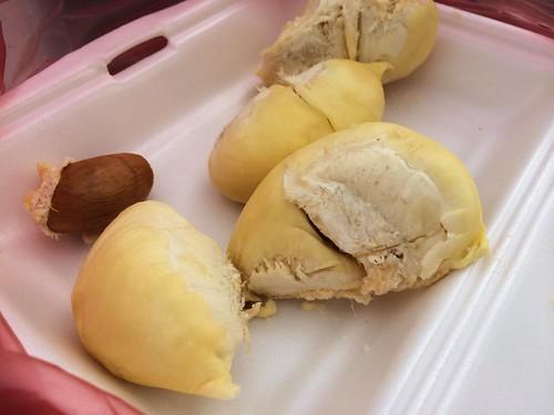 Durian in Siem Reap 3