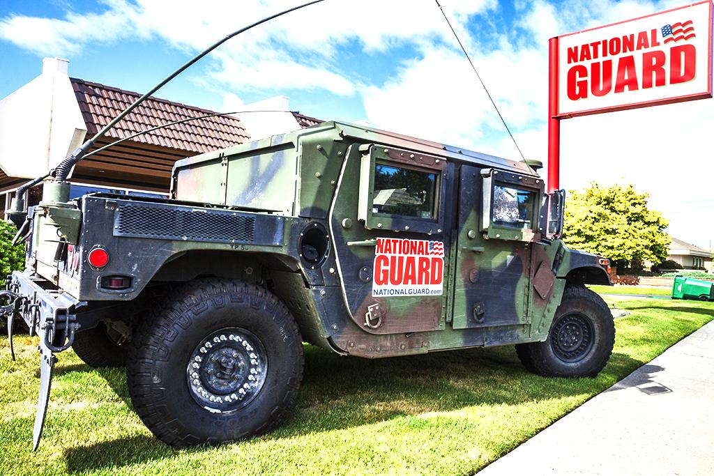 National-Guard-truck-in-6-14--Kennewick