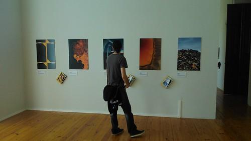 Exposición en la Universidad de Oporto