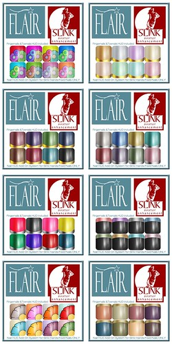 Flair - My Slink Obsession Releases