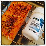 DAY 61 - Ibuprofen and Salmon