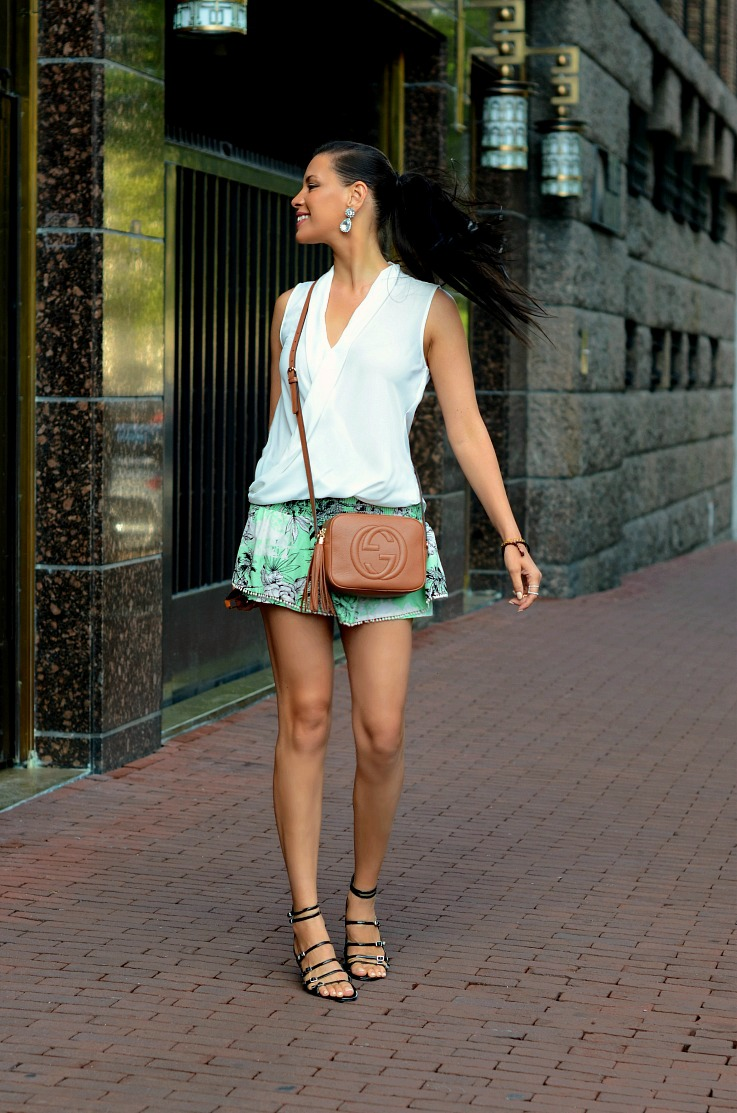 DSC_2350 Gucci Disco bag, Zara Skorts, River Island Blouse(3)