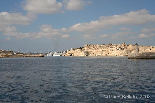 Vista del Gran Puerto. © Paco Bellido, 2008