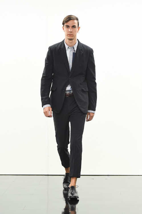 SS15 Tokyo COMME des GARCONS HOMME001_TinTin @ Image (Fashion Press)