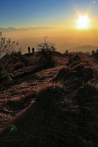 morning nepal sunrise trekking photography valley kathmandu videography