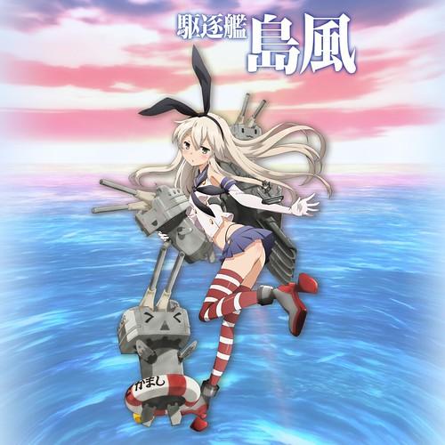 140804(3) - 第2批艦娘「島風、金剛、大和、長門、睦月、夕立」造型出爐、動畫版《艦隊これくしょん~艦これ~》延後到2015年1月首播! 2