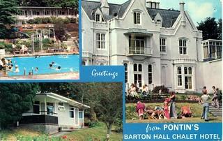 Pontins Barton Hall Chalet Hotel Torquay