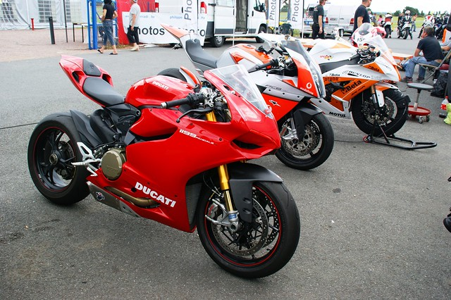 Ducati Panigale Des Dust Cover Boot