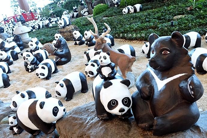 22 1600熊貓世界之旅-SOGO復興館日式庭園