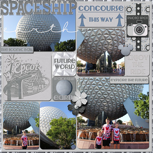 spaceship earth copy