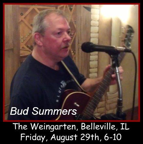 Bud Summers 8-29-14