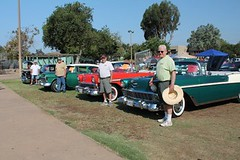 4th of July Car Show Poway Cruisers 2014