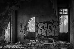 Ruinas de hospital