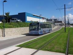 VanHool A500 n°308  -  Besançon GINKO