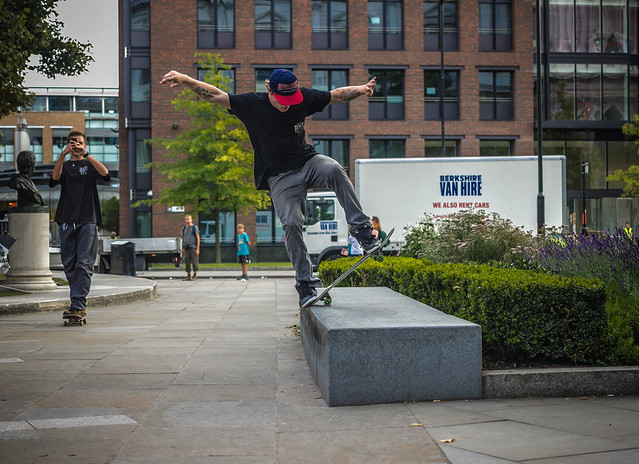 Josh Mayson - St. Pauls Ledges - London
