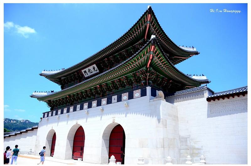 韓國自由行推薦4-2景福宮-1光化門 (160)
