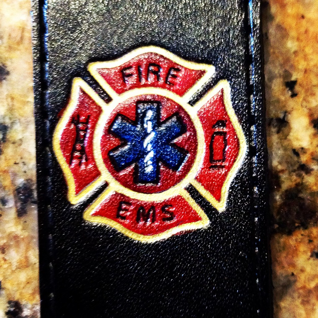 Fire EMS maltese cross