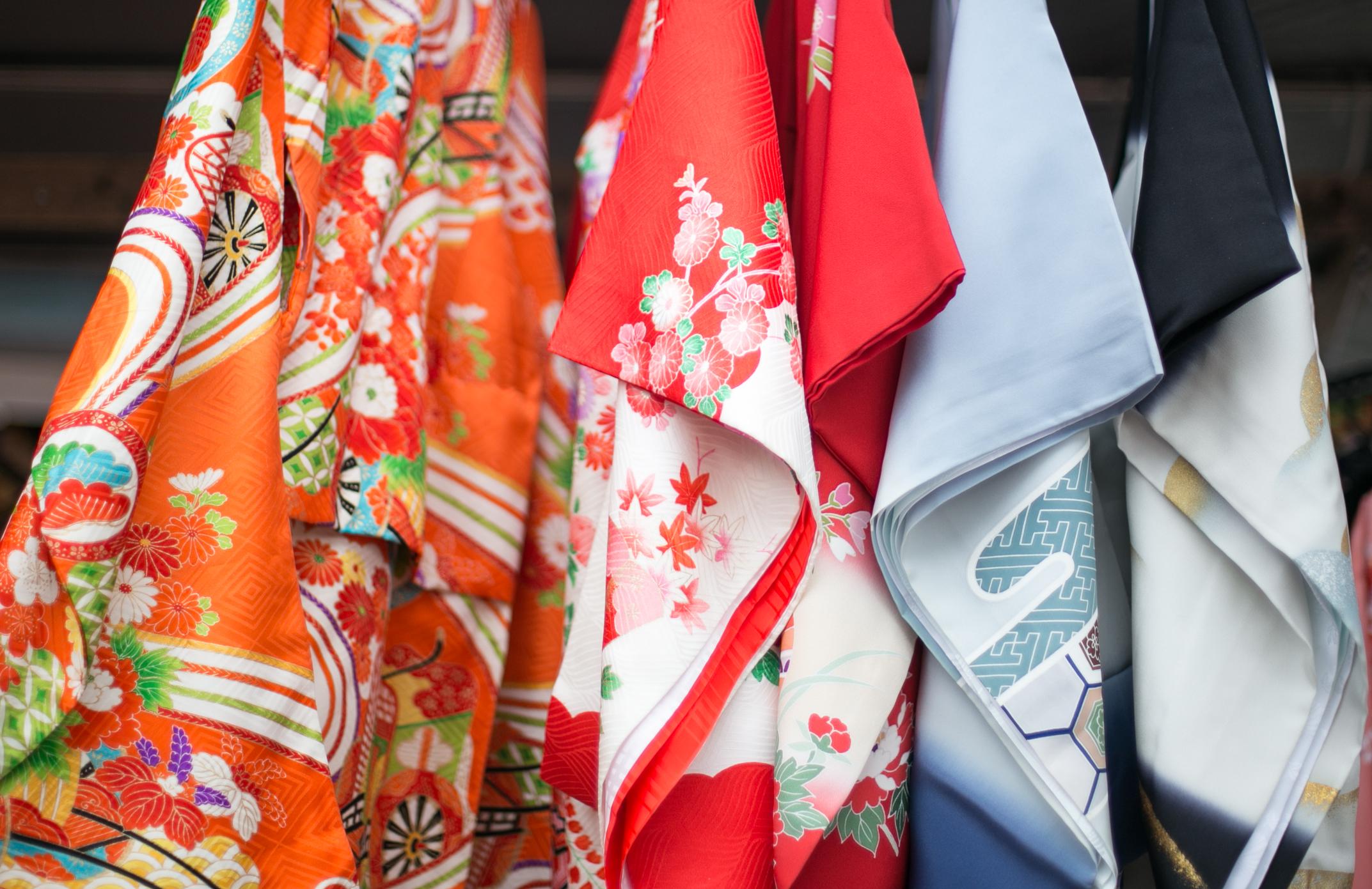 secondhand kimono