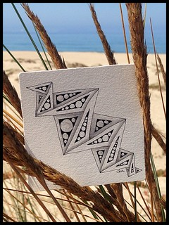 "Zentangle® Inspired Art : ""Play-ING Around"""