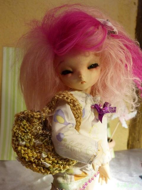 Couture et tricotages : monstre, flamant rose et alpaga 14987719346_cb75799d3a_z