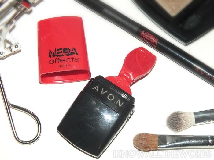 avon mega effects mascara and liquid eyeliner (4)