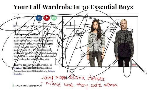 del - fall wardrobe