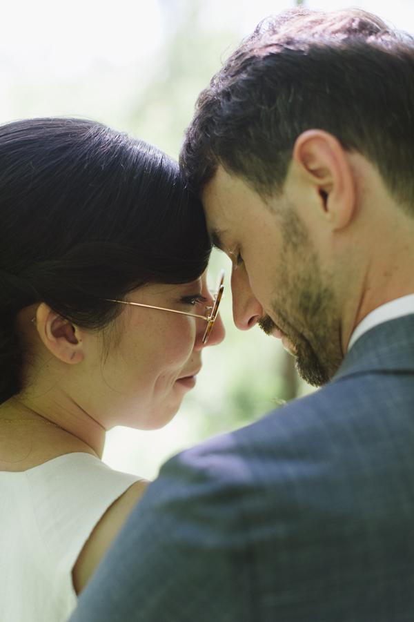 Celine Kim Photography - Emily & Matt's intimate summer wedding