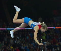 athletics, jumping, individual sports, sports, gymnast,