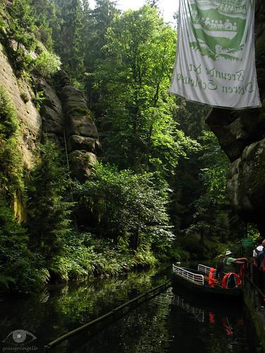 Kirnitzschtal - Obere Schleuse
