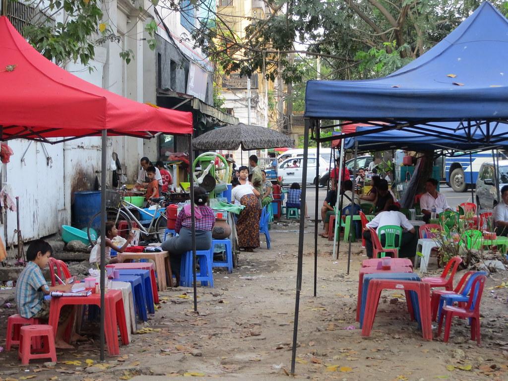 Bangkok ja Yangon 365